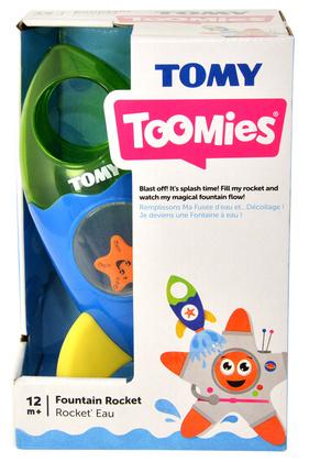 Tomy Fountain Rocket, Raketa vodna TMYTOY29