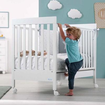 AZZURRA posteljica HOMI Baby Space, vse v kompletu 3 barve ADHOMIBABY-01