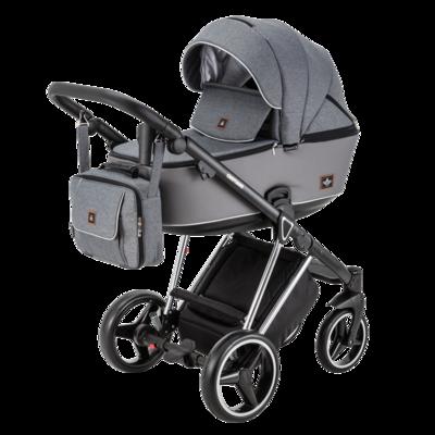 ADAMEX voziček Cristiano Special Edition CR433,  3v1