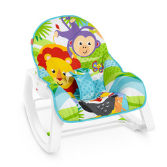 FISHER PRICE  Infant to Toddler Rocker 2 barvi  FPROC02